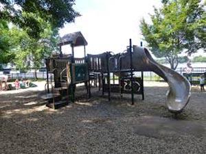 stoneman playground on the esplanade photo