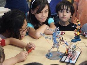 engineering  design at the advent school photo