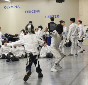 olympia fencing center photo