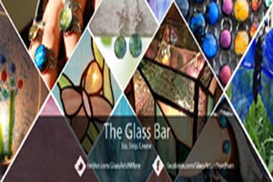 the glass bar glass art classes for kids teens  adults photo