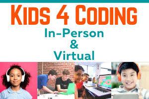 kids 4 coding summer tech program photo