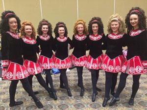 o'shea chaplin academy of irish dance photo