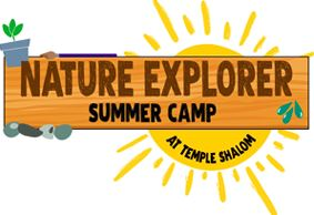 nature explorer summer camp at temple shalom photo