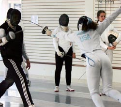 marx fencing academy photo