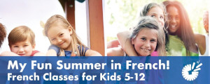 french cultural center - summer fun in french photo