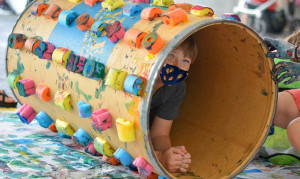 explore it summer camp with boston children's museum photo
