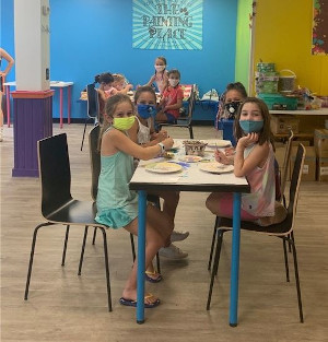 the painting place summer camp workshop weeks photo