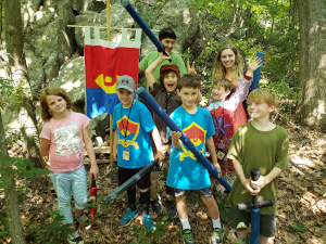 guard up stem camps  day adventures photo