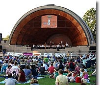 Hatch Shell Events 2017