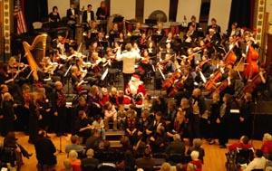 lexington symphony's holiday pops photo