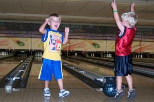 summer 'kids bowl free' program photo