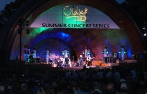 Summer Concerts: Hatch Shell 2014