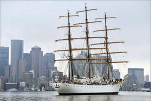 Tall Ships Boston