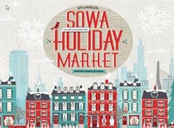 sowa winter festival  holiday market photo