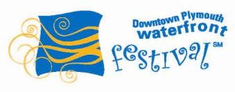 downtown plymouth waterfront festival photo
