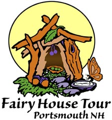 Fairy House Tour in Portsmouth