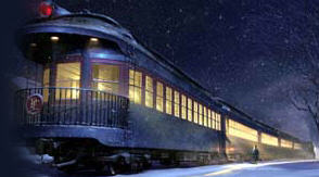 Blackstone Valley Polar Express - SOLD OUT