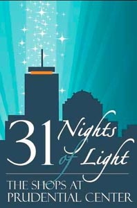 31 Nights of Light at Prudential Center