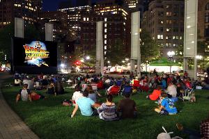 mayor janey's summer movie nights 2021 photo