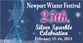 newport winter festival 2019 photo