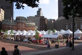 boston greenfest  tech expo 2019 photo