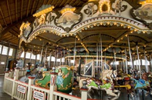 paragon carousel photo