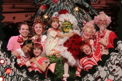 dr seuss how the grinch stole christmas the musical photo