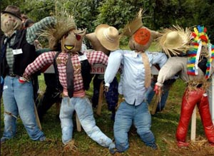 28th annual watertown scarecrow contest photo