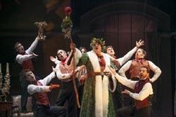 a christmas carol at hanover theatre photo