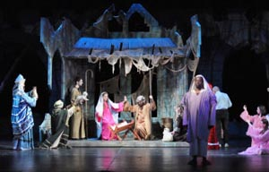 Reagle Music Theatre Presents 'ChristmasTime' Spectacular