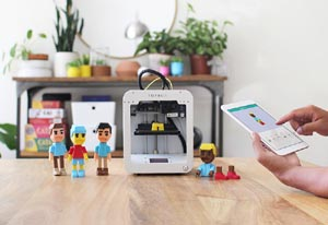 3d printing  3d modeling february vacation camp photo