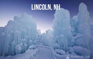 ice castles lincoln nh photo