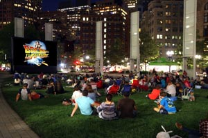 coolidge on the greenway 2019 summer movies series photo