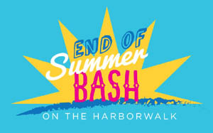 end of summer bash at atlantic wharf photo