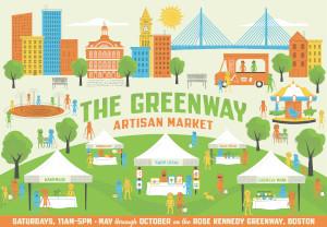 greenway artisan's market photo