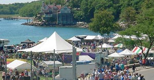 gloucester waterfront festival photo