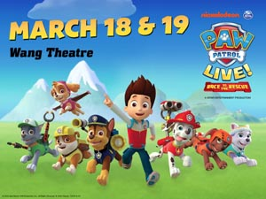 paw patrol live race to the rescue photo