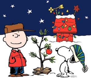 A Charlie Brown Christmas at The Larcom Theater