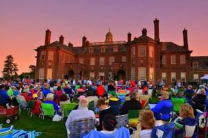 castle hill summer picnic concerts photo
