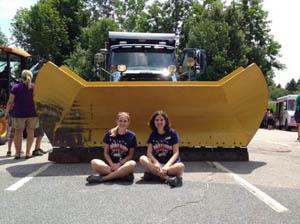 sudbury truck day at goodnow library photo