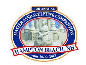 hampton beach master sandsculpting competition photo