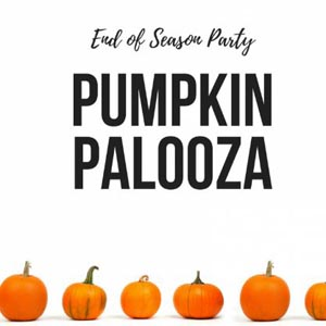 CANCELLED DUE TO WEATHER: Pumpkin Palooza at The Lawn On D