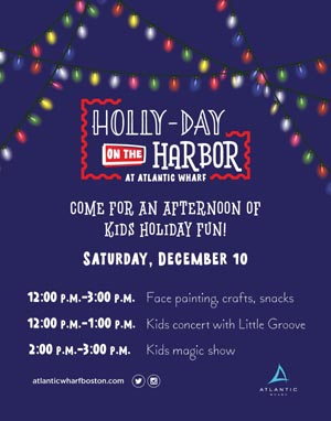 holly-day on the harbor photo