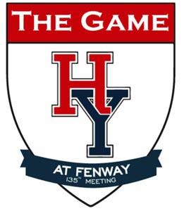 yale vs harvard football at fenway park photo