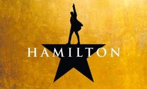 Hamilton Boston 'Ham4Ham' Digital Ticket $10 Lottery