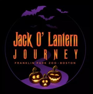 Halloween Jack-o-Lantern Journey at Franklin Park Zoo