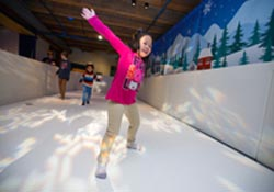 Snowmazing! at Boston Children's Museum