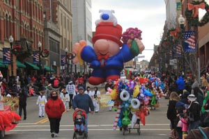 35th annual fall river childrens holiday parade photo