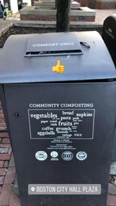 Project Oscar: Boston Composting Pilot Program
