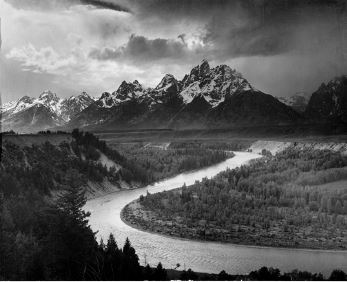 ansel adams in our time at the mfa photo